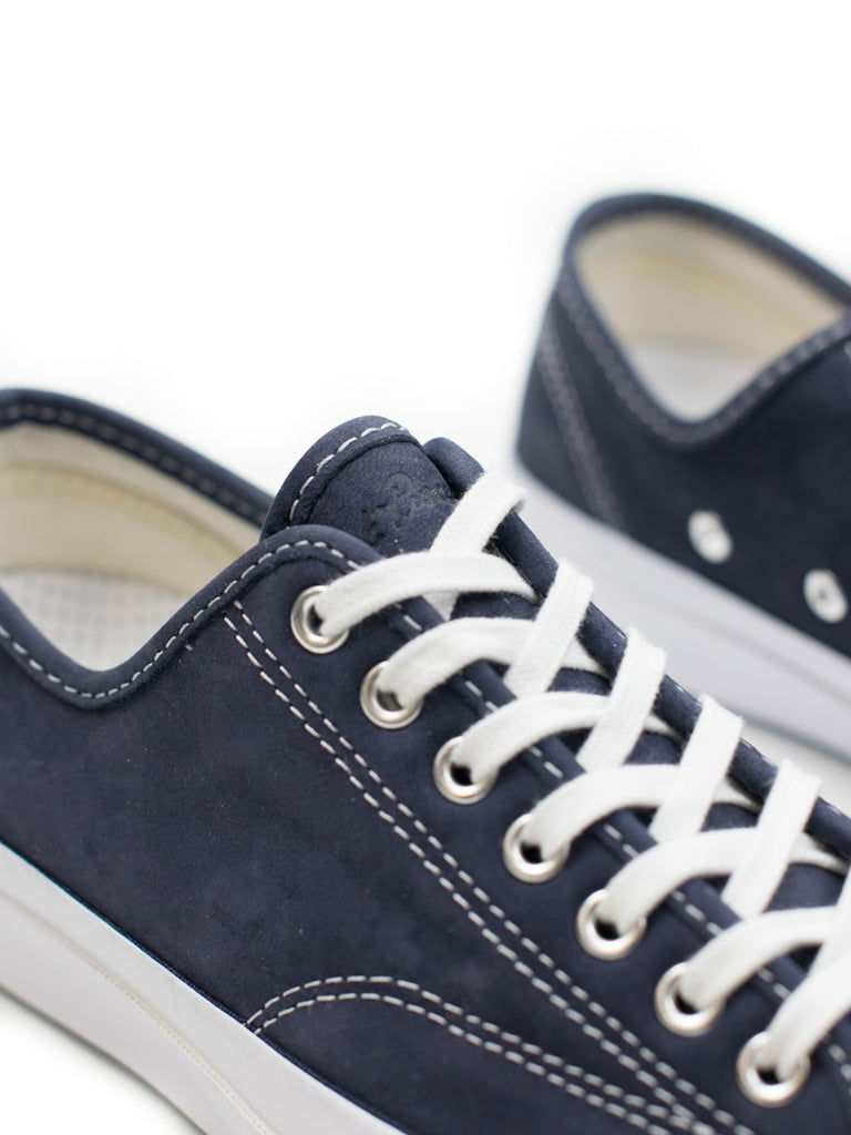 CONVERSE JACK PURCELL SIGNATURE OX LOW-TOP IN INKED BLUE  - 5