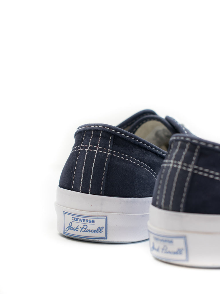 CONVERSE JACK PURCELL SIGNATURE OX LOW-TOP IN INKED BLUE  - 6
