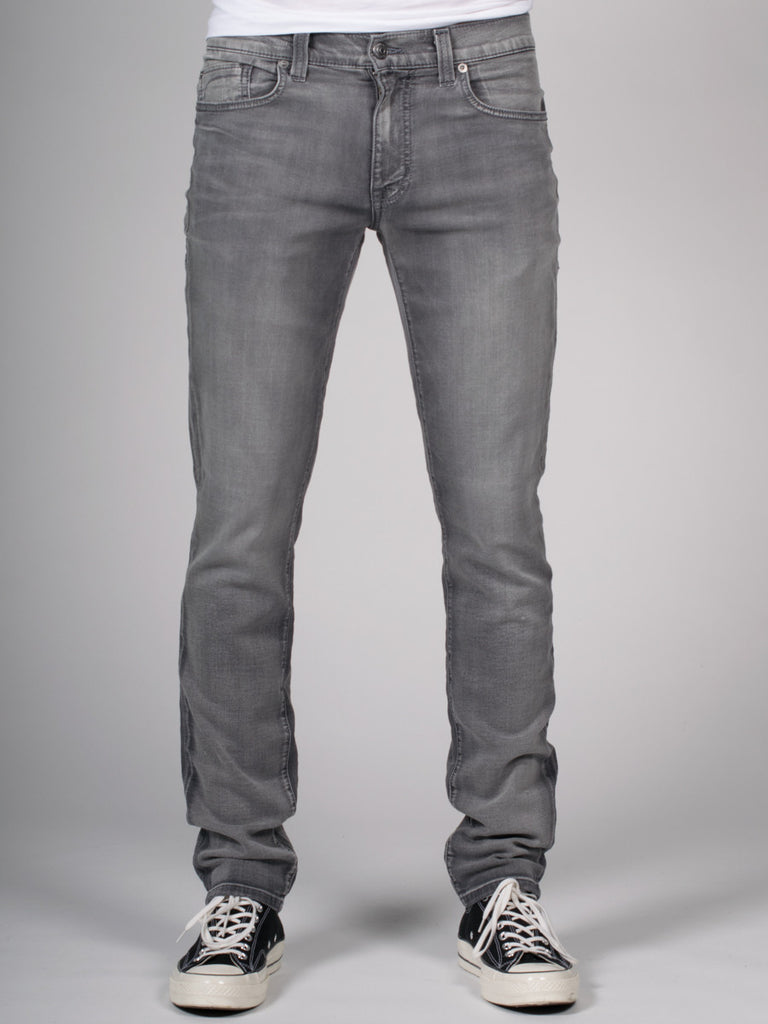 FIDELITY JIMMY JEAN IN OXY STEELER GREY RINSE  - 1