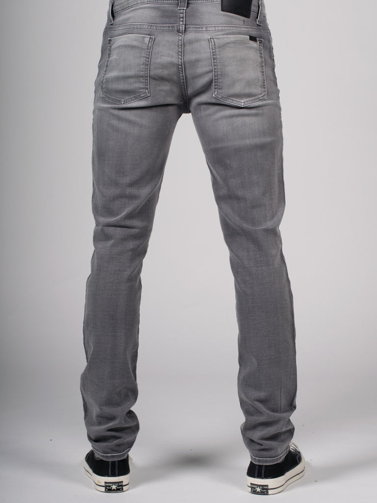 FIDELITY JIMMY JEAN IN OXY STEELER GREY RINSE  - 3