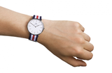 DANIEL WELLINGTON CLASSIC CANTERBURY WATCH WITH SILVER  - 2