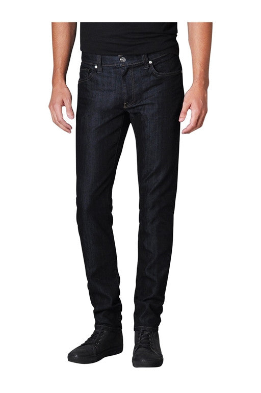 FIDELITY TORINO NARROW SLIM JEANS IN REVOLUTION RINSE  - 1