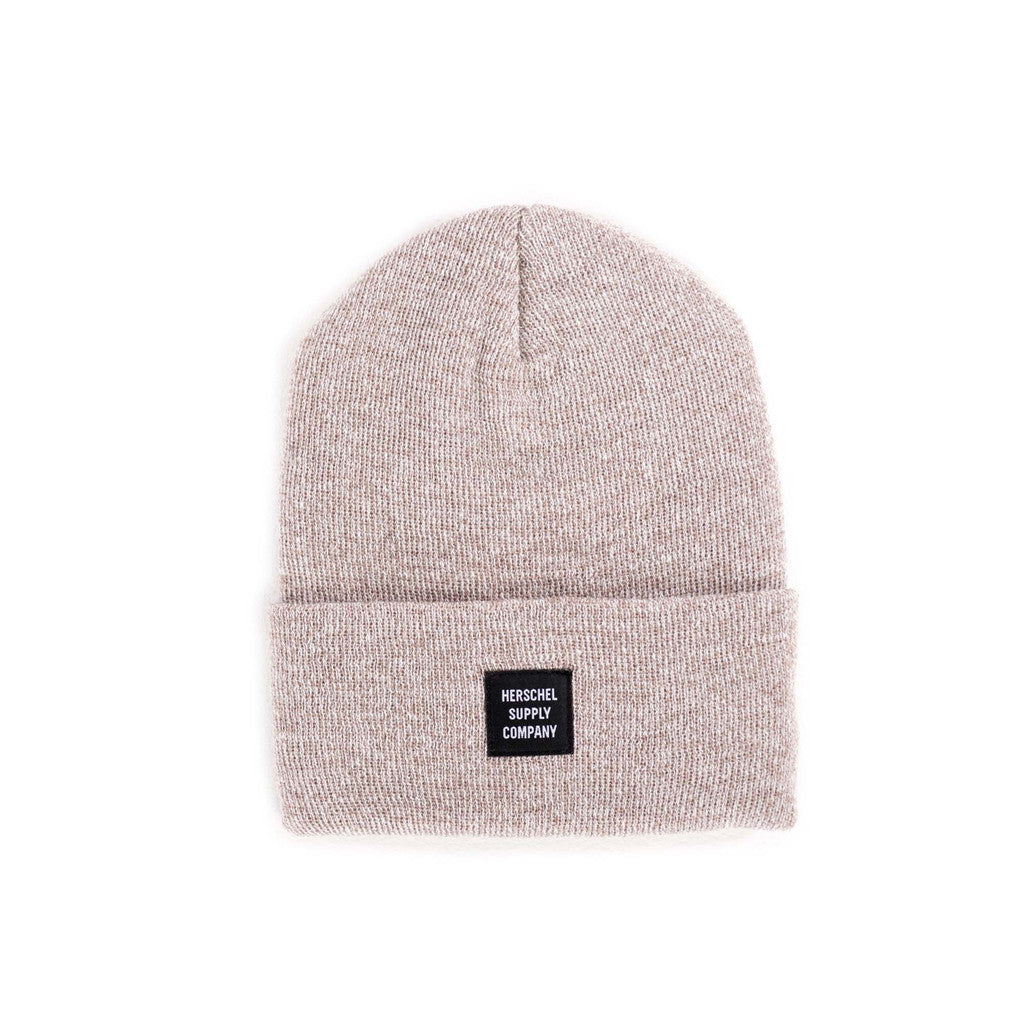 HERSCHEL ABBOTT KNIT TOQUE IN OATMEAL