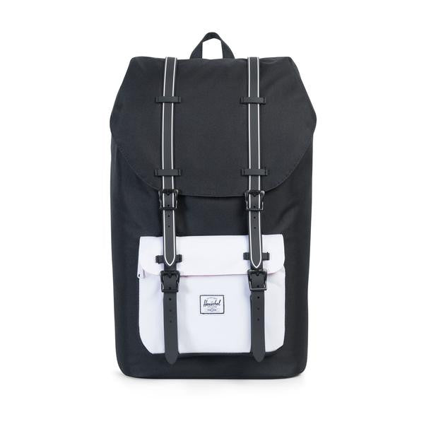 HERSCHEL LITTLE AMERICA IN BLACK AND WHITE