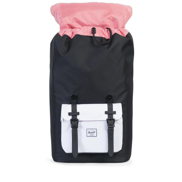 HERSCHEL LITTLE AMERICA IN BLACK AND WHITE  - 2