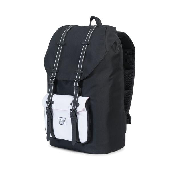 HERSCHEL LITTLE AMERICA IN BLACK AND WHITE  - 3