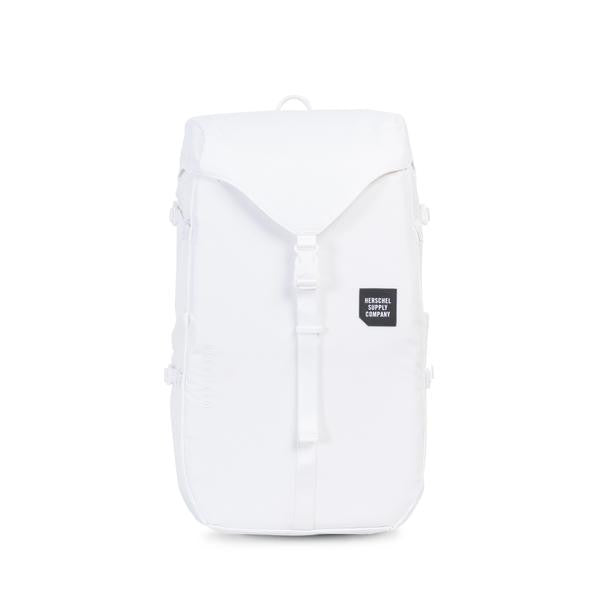 HERSCHEL SUPPLY CO. BARLOW L BACKPACK IN WHITE  - 1