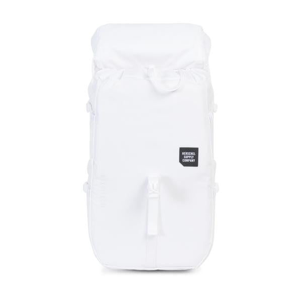 HERSCHEL SUPPLY CO. BARLOW L BACKPACK IN WHITE  - 3