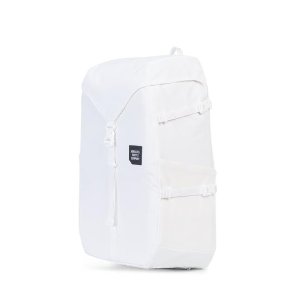 HERSCHEL SUPPLY CO. BARLOW L BACKPACK IN WHITE  - 4