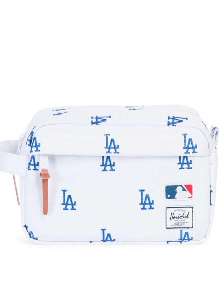 HERSCHEL SUPPLY CO X MLB LA DODGERS CHAPTER TRAVEL KIT  - 1