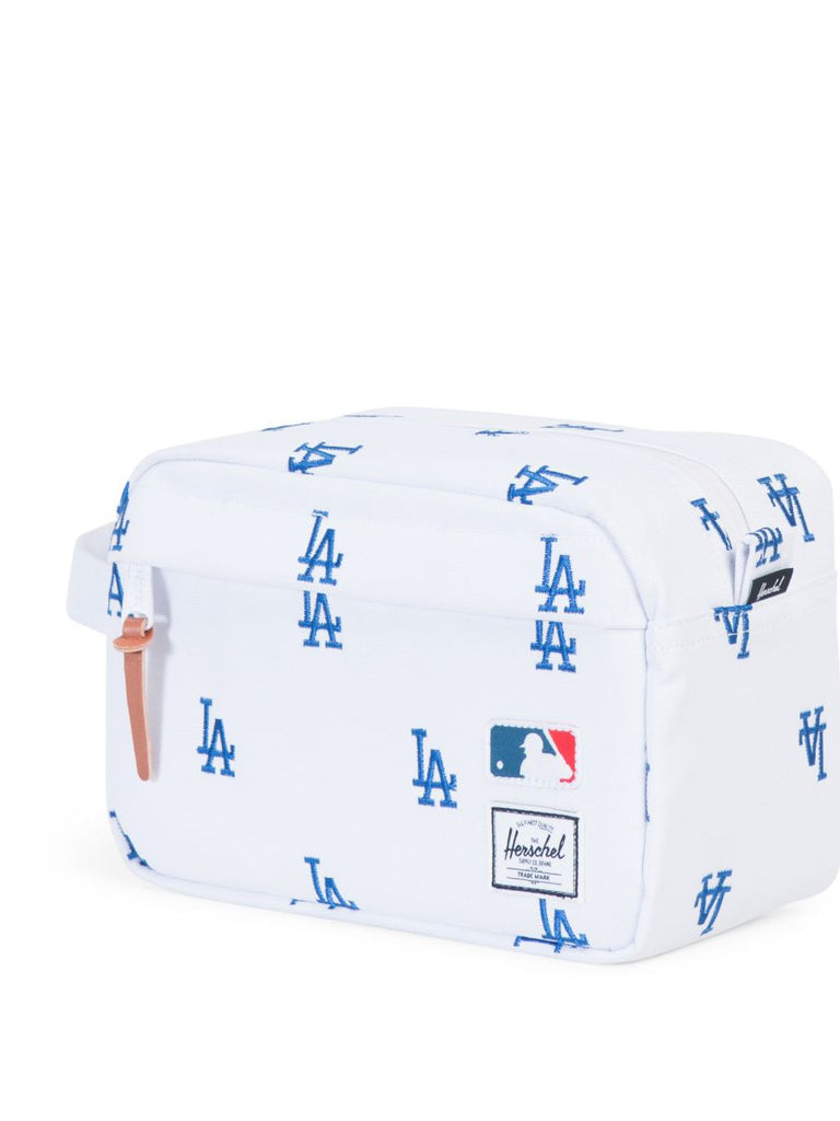HERSCHEL SUPPLY CO X MLB LA DODGERS CHAPTER TRAVEL KIT  - 3
