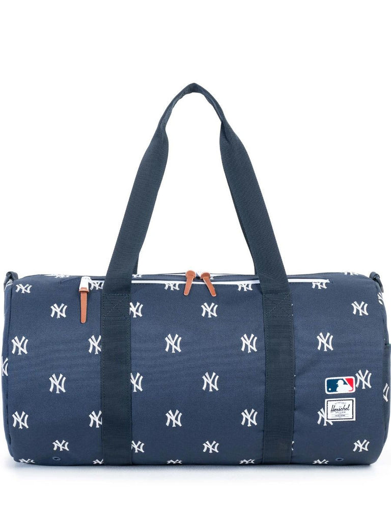HERSCHEL SUPPLY CO X MLB NY YANKEES SPARWOOD DUFFLE BAG  - 1