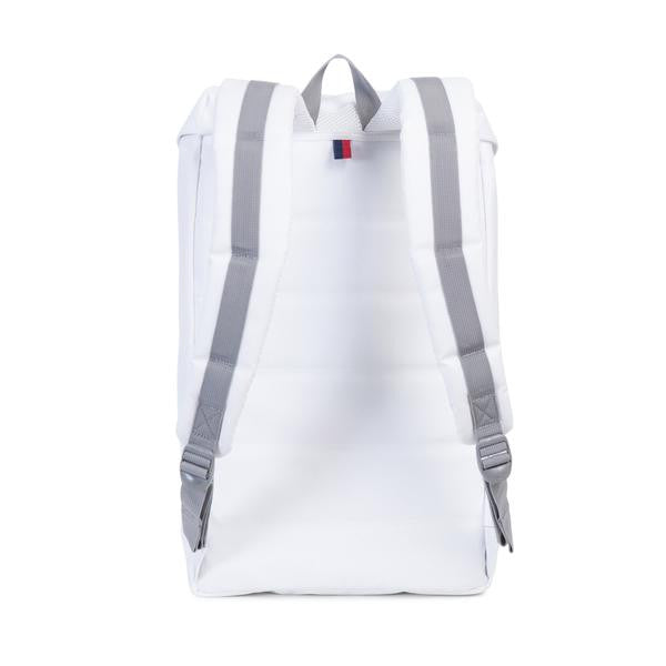 HERSCHEL STUDIO LITTLE AMERICA IN WHITE (FW2016 EDITION)  - 4