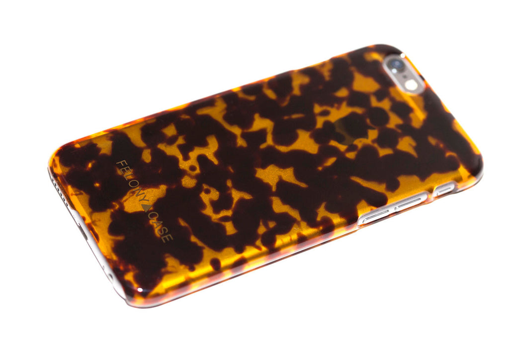 FELONY TORTOISE PRINT IPHONE 6/6S PLUS CASE  - 2