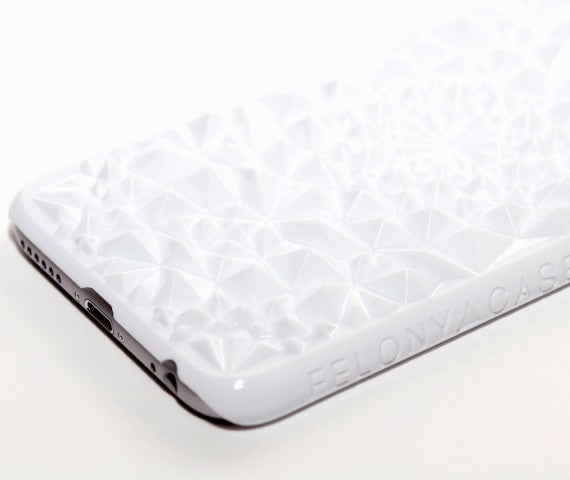 FELONY KALEIDOSCOPE IPHONE 6/6S CASE IN WHITE  - 4