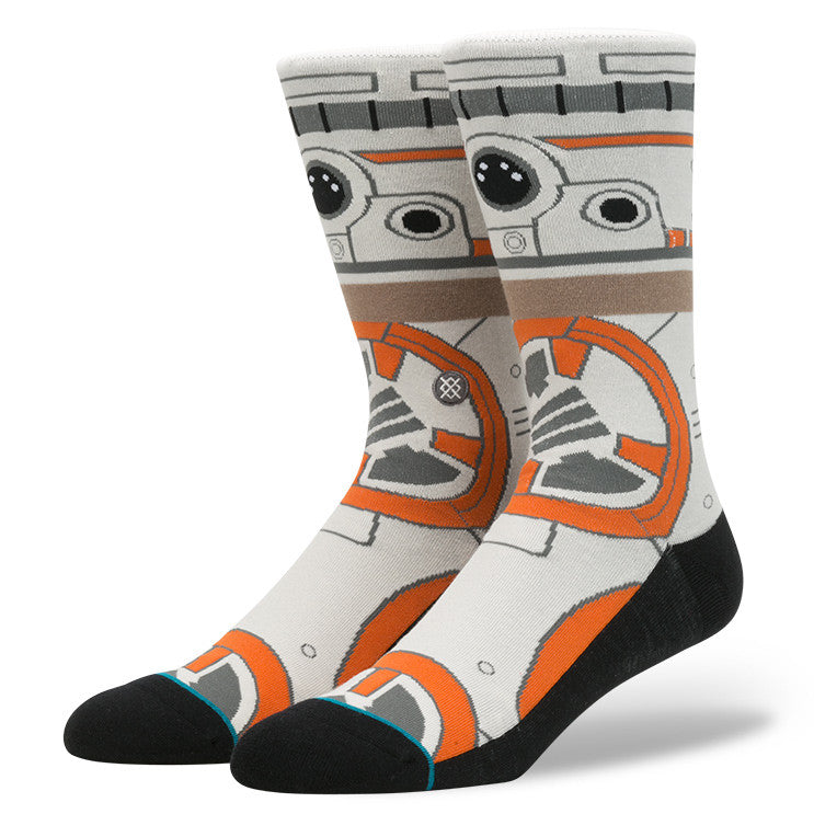 "Instance ""BB8"" Star Wars Socks  - 1"