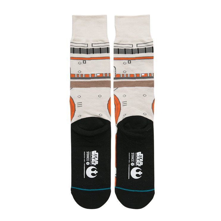 "Instance ""BB8"" Star Wars Socks  - 3"