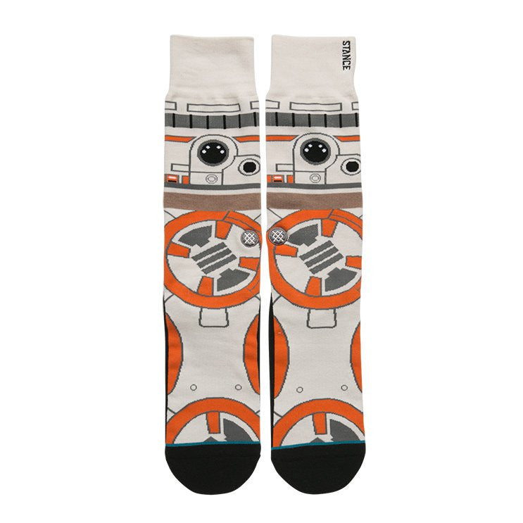 "Instance ""BB8"" Star Wars Socks  - 2"