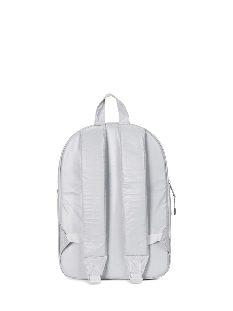 Join Boys'Co A-List for Herschel DIscount Code Herschel Supply Co Heritage Youth Backpack in Reflective Silver Back