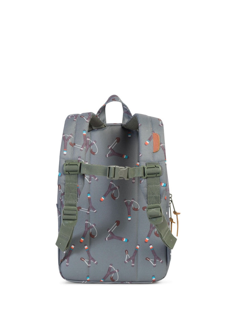 Join Boys'Co A-List for Herschel DIscount Code Herschel Supply Co Settlement Kids Backpack in Sticks and Stones Back