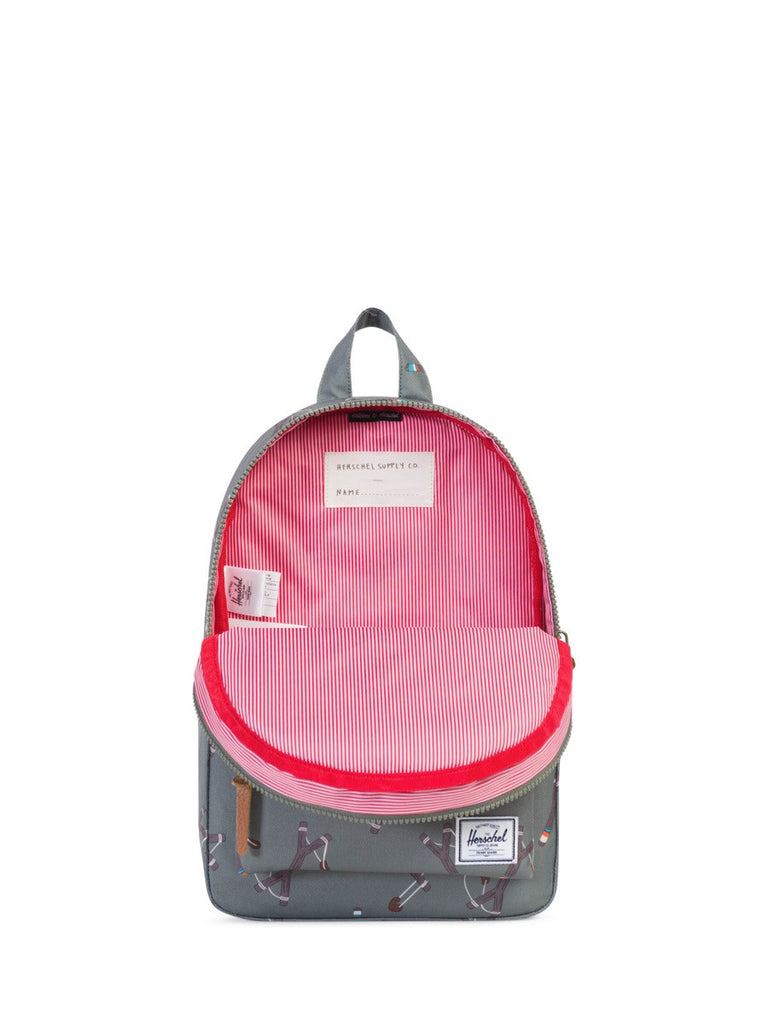Join Boys'Co A-List for Herschel DIscount Code Herschel Supply Co Settlement Kids Backpack in Sticks and Stones Open