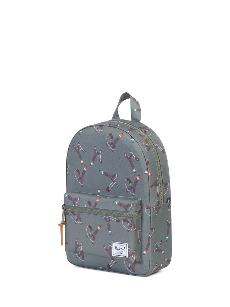 Join Boys'Co A-List for Herschel DIscount Code Herschel Supply Co Settlement Kids Backpack in Sticks and Stones Side