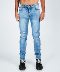 KSUBI CHITCH JEANS IN PHILLY BLUE - B09A59431 - FRONT