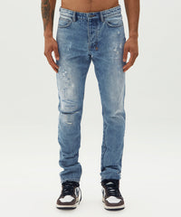 KSUBI CHITCH JEANS IN REKONIZE RUINS - B09A45850 - FRONT