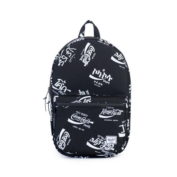 HERSCHEL X COCA-COLA LAWSON BACKPACK IN BLACK