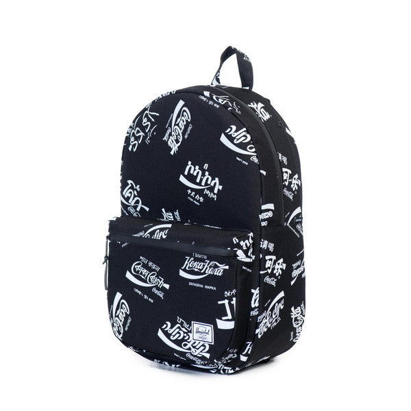 HERSCHEL X COCA-COLA LAWSON BACKPACK IN BLACK  - 3