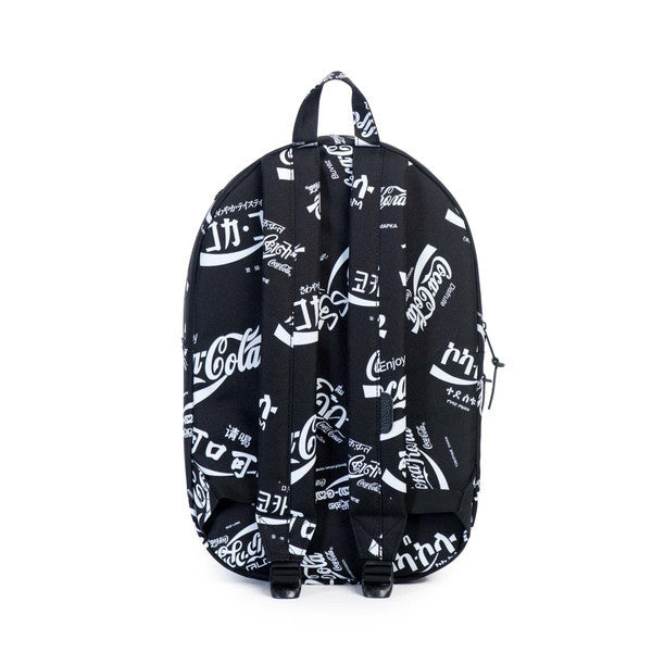 HERSCHEL X COCA-COLA LAWSON BACKPACK IN BLACK  - 4