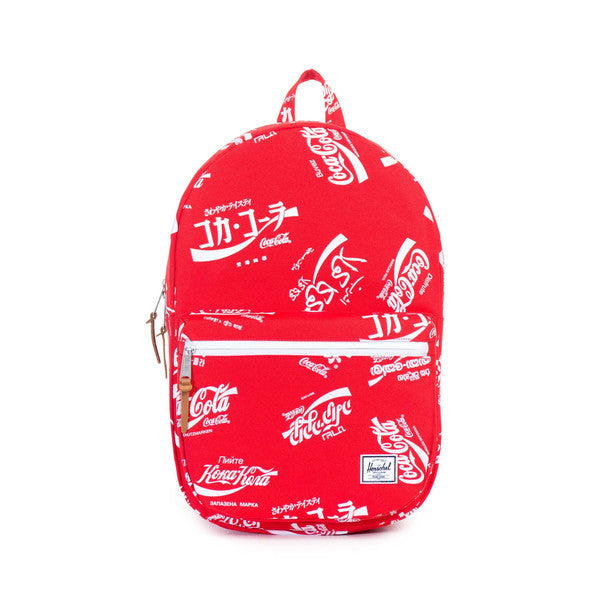 HERSCHEL X COCA-COLA LAWSON BACKPACK IN RED  - 1