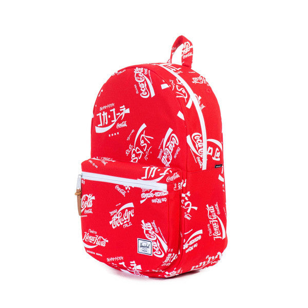 HERSCHEL X COCA-COLA LAWSON BACKPACK IN RED  - 3