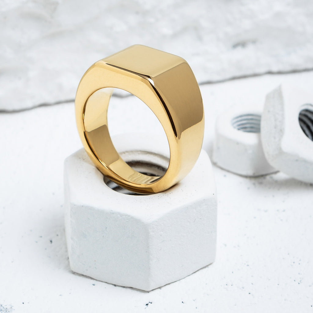 VITALY LOURD RING IN GOLD  - 1