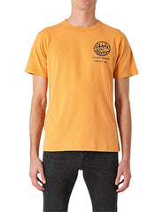 NEUW GROOVE BAND TEE IN VINTAGE ORANGE