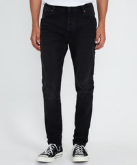 NEUW RAY TAPERED JEANS IN ZERO SYSTEM WASH