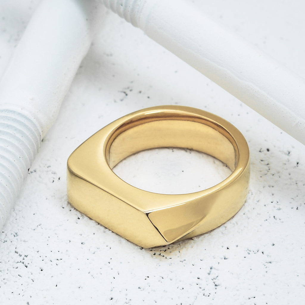 VITALY ODAK RING IN GOLD  - 1