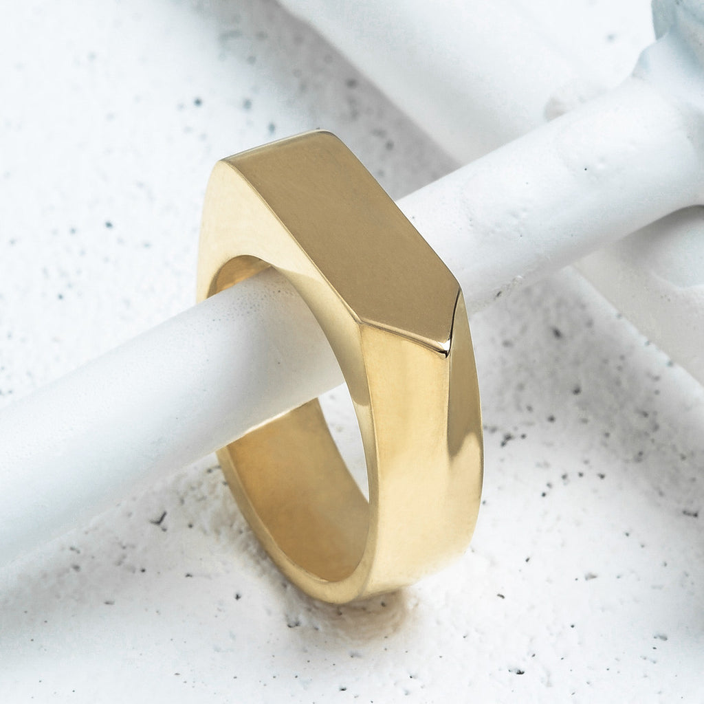 VITALY ODAK RING IN GOLD  - 2