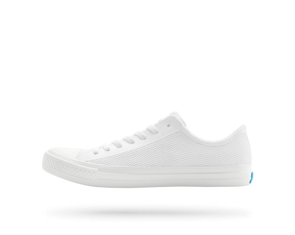 PEOPLE FOOTWEAR PHILLIPS SNEAKERS IN YETI WHITE