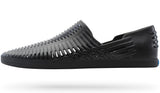 PEOPLE FOOTWEAR RIO SLIP-ON SANDAL IN REALLY BLACK  - 1