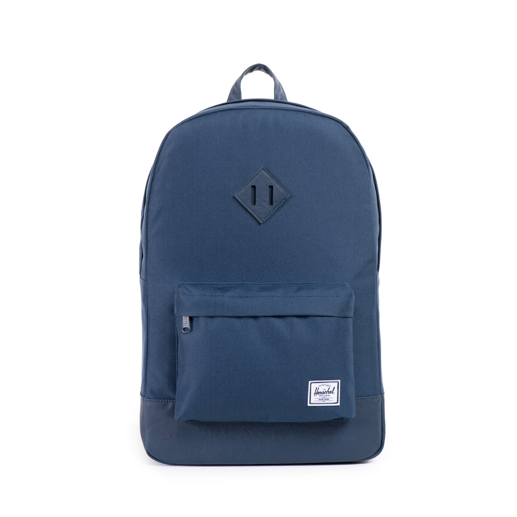 HERSCHEL HERITAGE BACKPACK IN NAVY  - 1