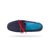 PEOPLE FOOTWEAR SENNA LOAFERS IN MARINER BLUE AND DAYDREAM BLUE  - 2