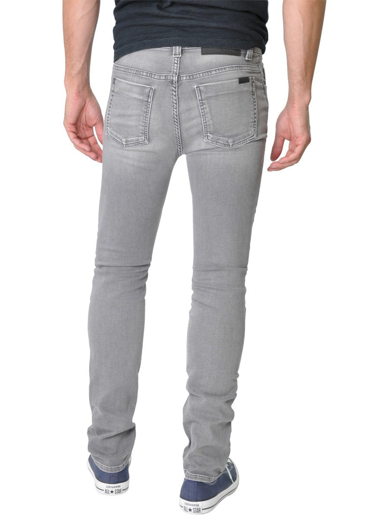 Fidelity Denim Jimmy Jean in Mystic Grey Rinse  - 2