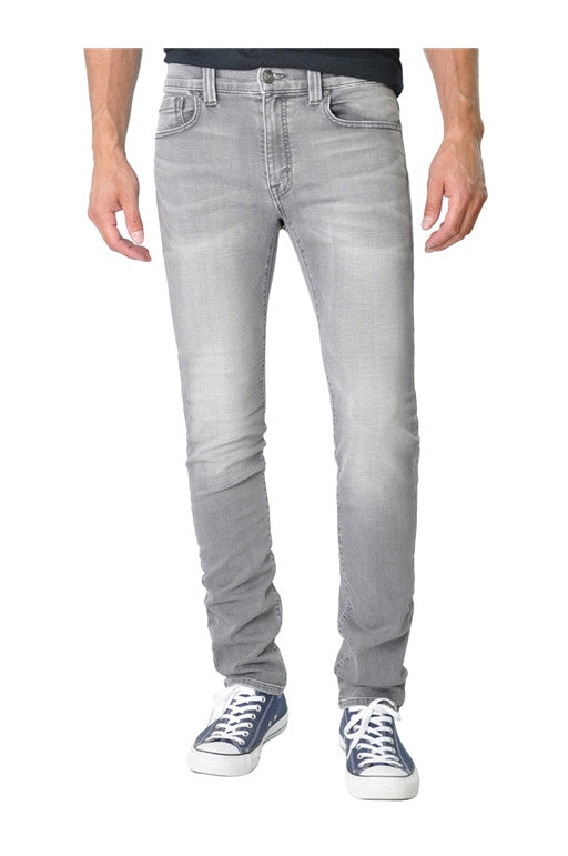 Fidelity Denim Jimmy Jean in Mystic Grey Rinse  - 1