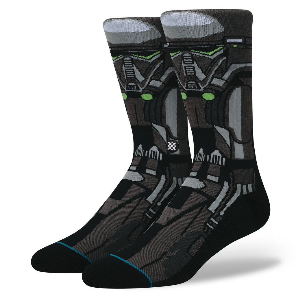 Star Wars The Force Awakens Rogue One Star Wars Fan Instance Death Trooper Star Wars Socks on Feet