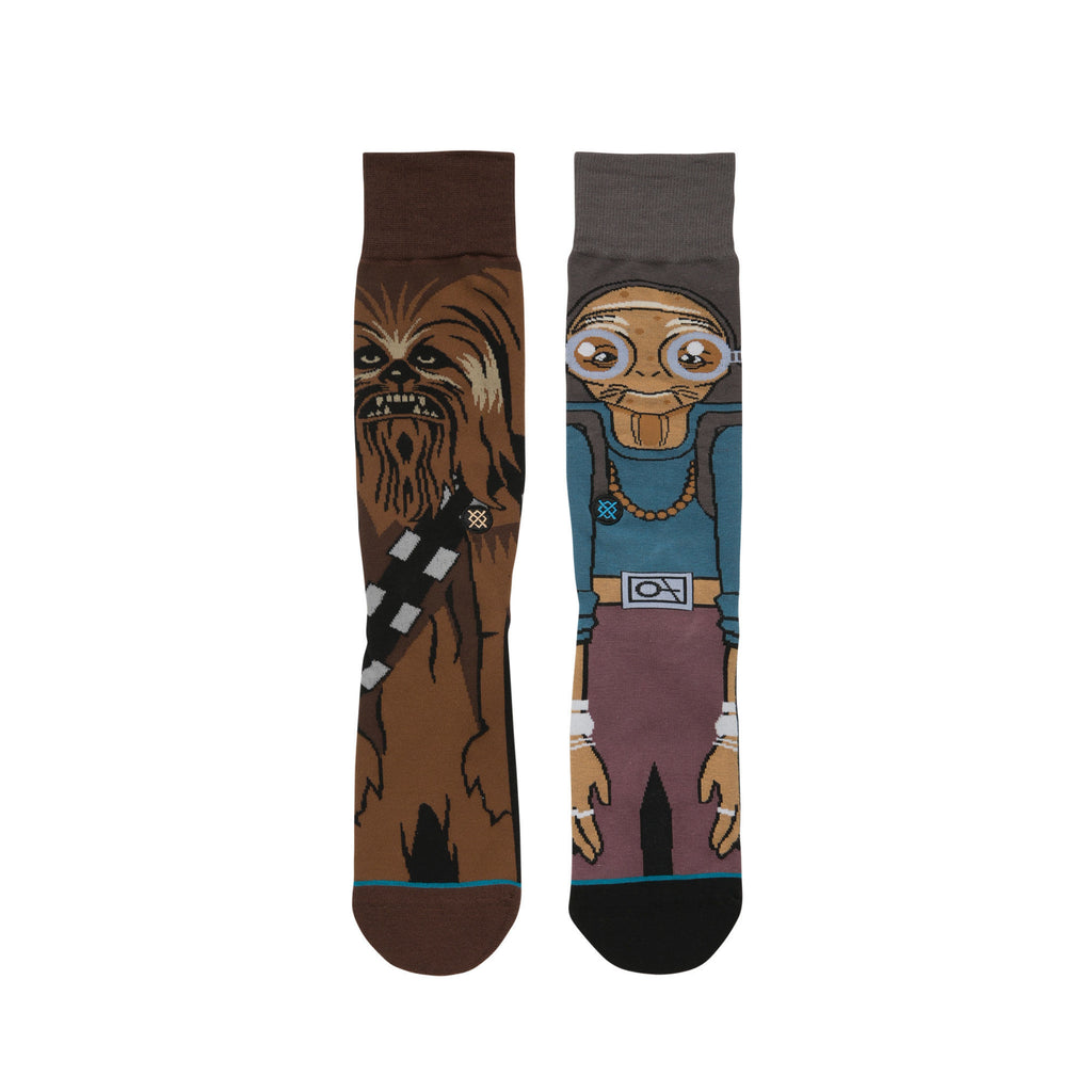 Star Wars The Force Awakens Rogue One Star Wars Fan Instance Kanata Star Wars Socks Front