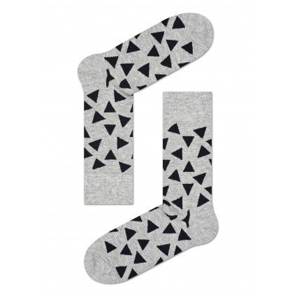 HS TRIANGLE SOCKS IN GREY