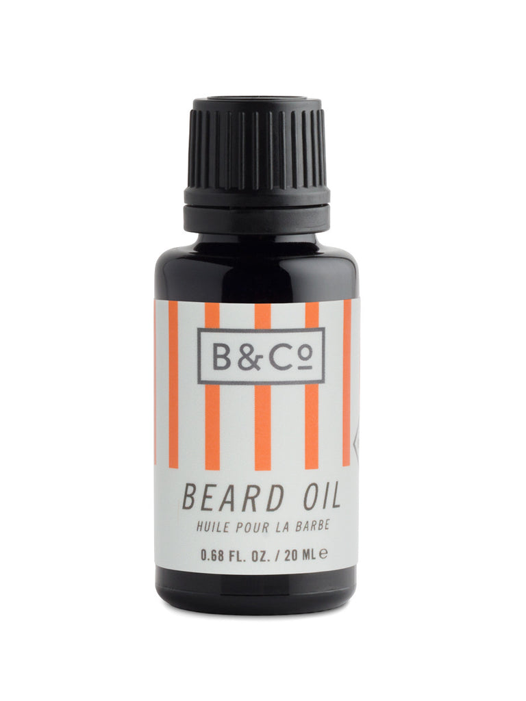 The Best Mens Style and Mens Fashion Barber and Co No.05 Beard Oil Front