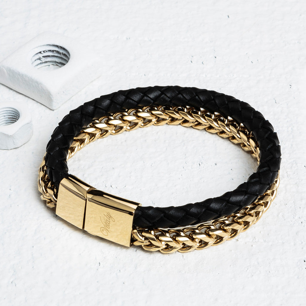 VITALY TZU BRACELET IN GOLD  - 1