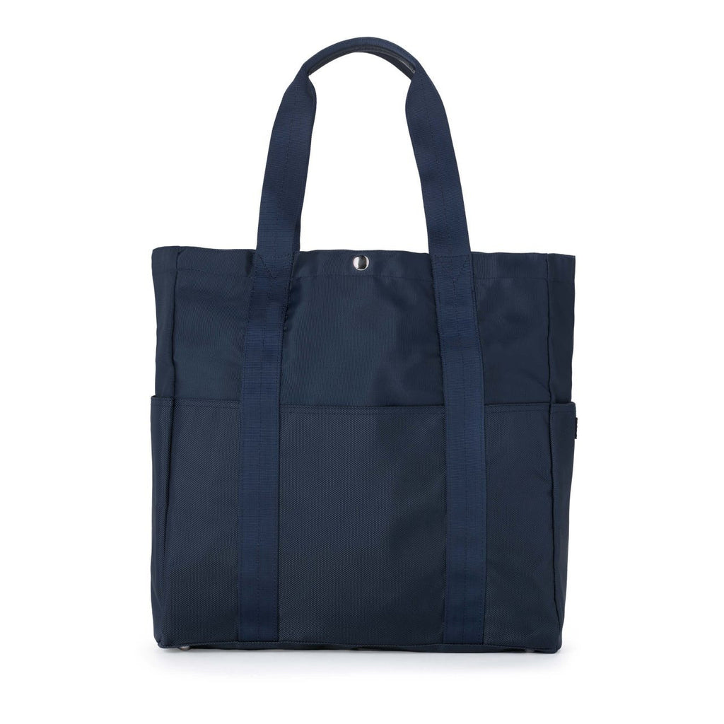 Taikan Sherpa Tote Bag in Navy  - 1